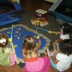 Promoting Sociodramatic Play: Setting the Stage